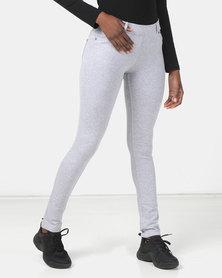 Utopia Ponti Pants Light Grey