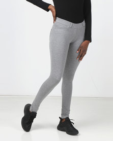 Utopia Ponti Pants Light Grey