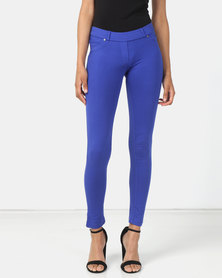 Utopia Ponti Pants Blue