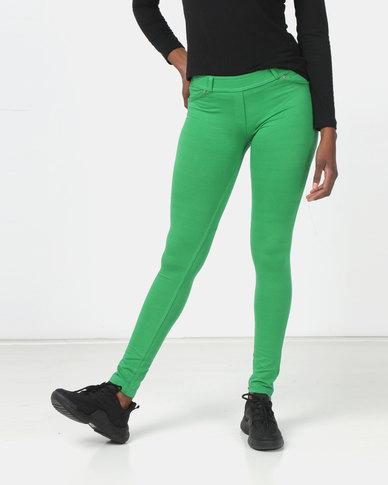 Utopia Ponti Pants Green