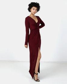 SassyChic Jasmine Dress Rumba Red