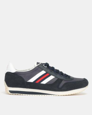 Soviet Malone Sneakers Navy