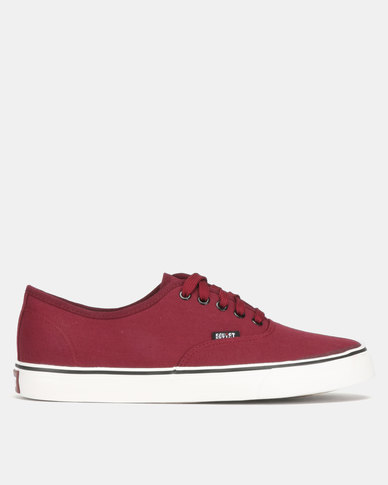 Soviet Barca Sneakers Red