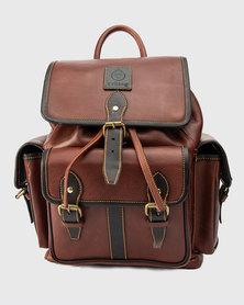 Zvitang Heron Backpack Brown