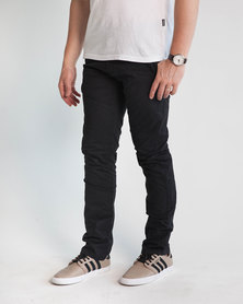 Emme Jeans Regular Chino Black