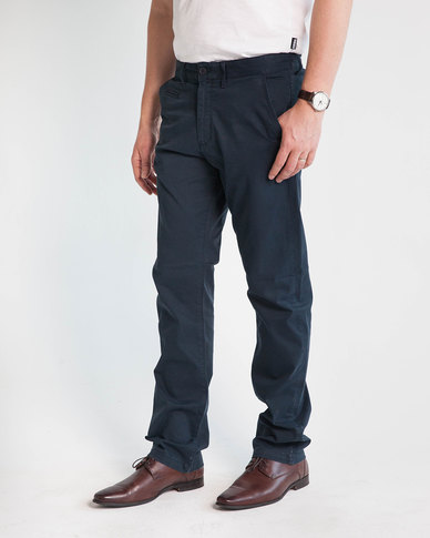 Emme Jeans Regular Chino Navy