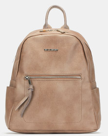 Bossi Ladies Backpack Taupe