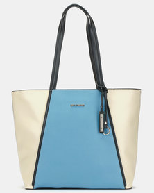 Bossi Shoulder Bag Blue