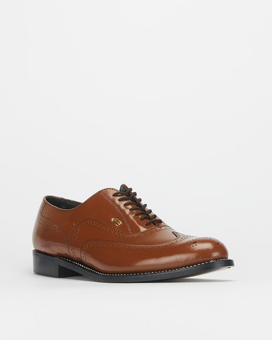 Barker Goodyear Welted Cobbler Honey Shadow Spray Formal Shoes