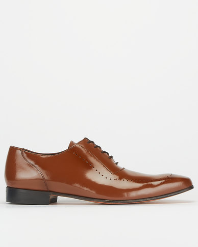 Barker Fashion 80 Cobbler Honey Formal Shoes