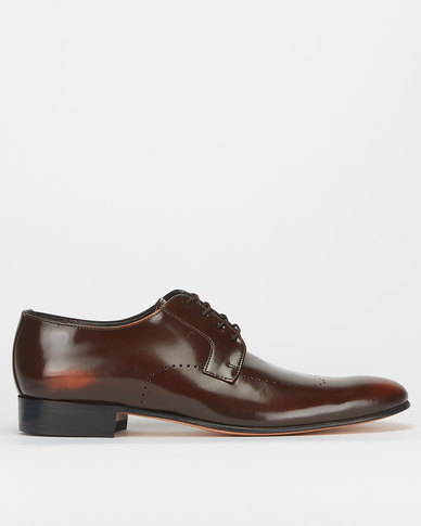 Barker Fashion 78 Instatique Cognac Formal Shoes