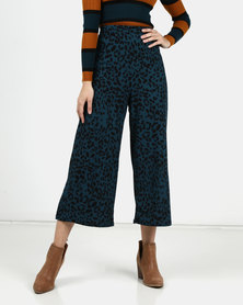 Legit Animal Culotte Teal