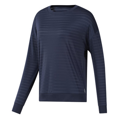 Mesh Long Sleeve Tee