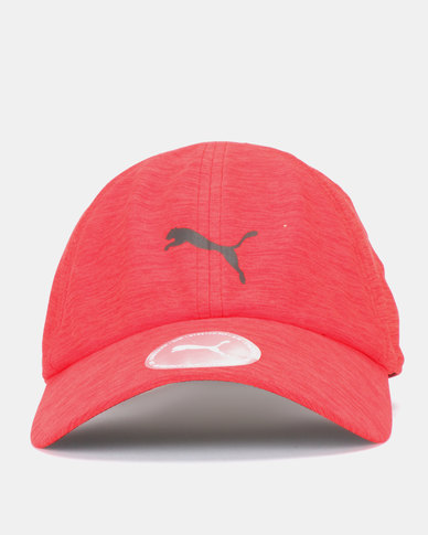 Puma Performance Training Stretchfit Cap High Risk Red