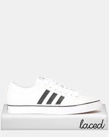 adidas Originals Nizza Sneakers FTWWHT/CBLACK/FTWWHT