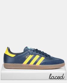 adidas Originals Samba OG Sneakers CONAVY/REAGOL/FTWWHT