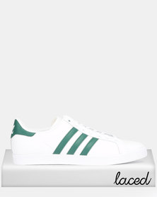 adidas Originals Coast Star Sneakers FTWWHT/CGREEN/FTWWHT