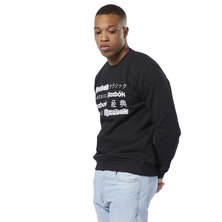 International Crew Sweatshirt