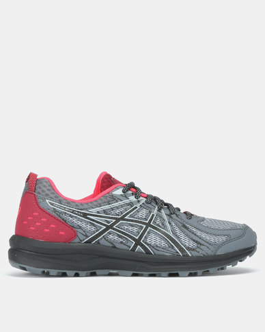 low priced f9509 f1773 ASICS Frequent Trail Running Shoes Grey