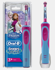 Stages Kids Power Brush D12 Frozen by Oral B
