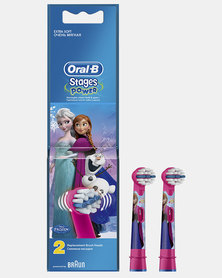 Stages Power Kids Frozen Refills 2's by Oral B