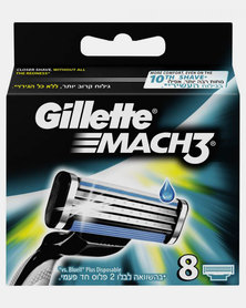 Mach3 Cartridges 8s by Gillette