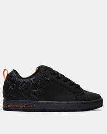 DC Court Graffik Sneakers Black/Battleship