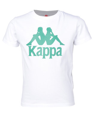 Kappa Authentic Essential Tee White