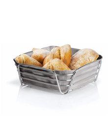 blomus Bread Basket Delara Square Long Taupe