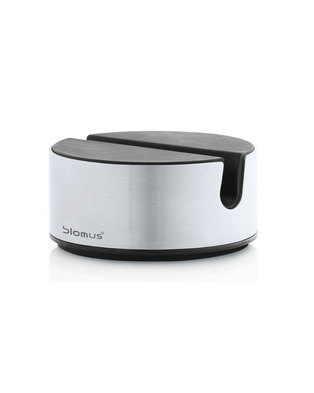 blomus Disco Tablet Stand Matte Stainless Steel