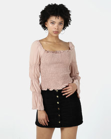 I Am Woman Mary Nude Top
