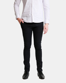 Emme Jeans Skinny Chino Black