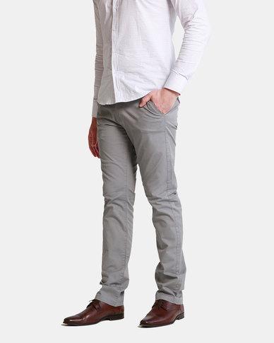 Emme Jeans Regular Chino Grey