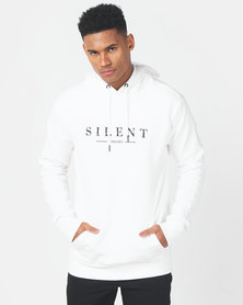 Silent Theory Lucid Hoodie Vintage White