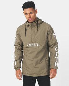 St Goliath DMC Jacket Khaki