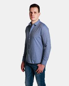 Emme Jeans Chambre Shirt Blue