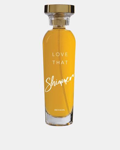 50 ml Love That Red Shimmer Eau De Toilette  Spray by Revlon