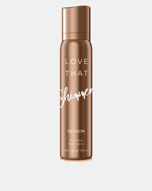 150 ml Love That Red Shimmer Perfumed Body Spray by Revlon
