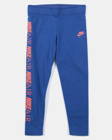Nike Girls NSW Force Tights Favourite Air Blue