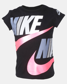 Nike Girls Futura Split Black