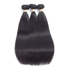 BLKT Beau-diva 12A brazilian straight weaves 3x bundles 8 inches