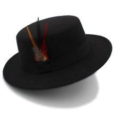 Big Brothers and Sisters Wholesalers Wide brim Fedora Panama Derby Round  Hat