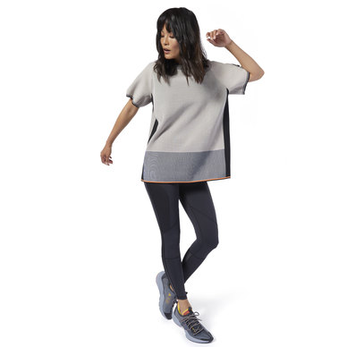 Cardio Knit Fashion Tee