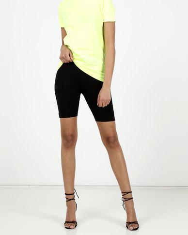 New Look Cycling Shorts Black