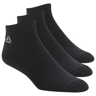 Active No Show Socks Three Pack