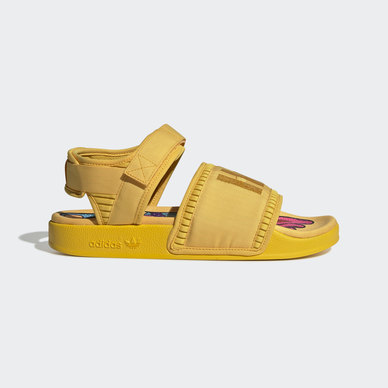 PHARRELL WILLIAMS ADILETTE 2.0 TBIITD SANDALS