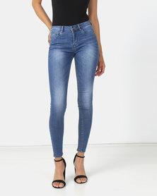 Sissy Boy Medium Vintage Side Eye Axel Basic Skinny Jeans