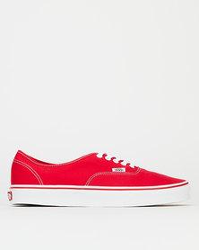 Vans Classic UA Authentic Red