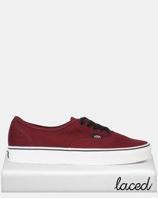 Vans Classic UA Authentic Port Sneaker Royale/Black