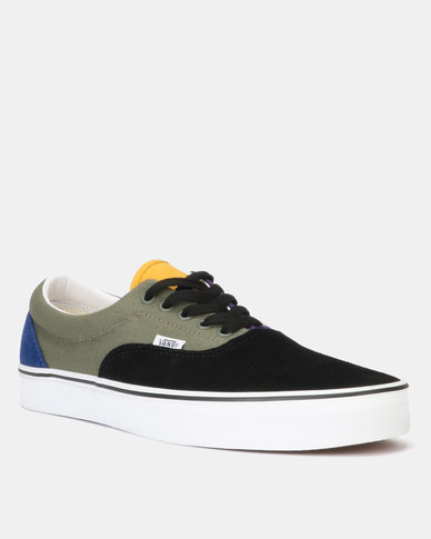 pas cher pour réduction 94e6e 1e36a Vans Classic UA Era (OTW Rally) Black/True white